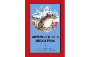 ADVENTURES OF NEPALI FROG