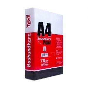70 gsm A4 Basundhara Photocopy Paper