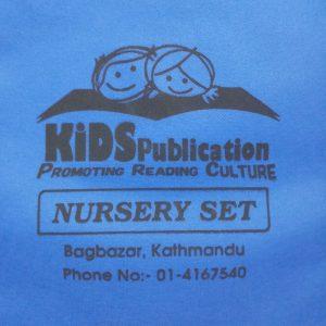 Nursery Set Book